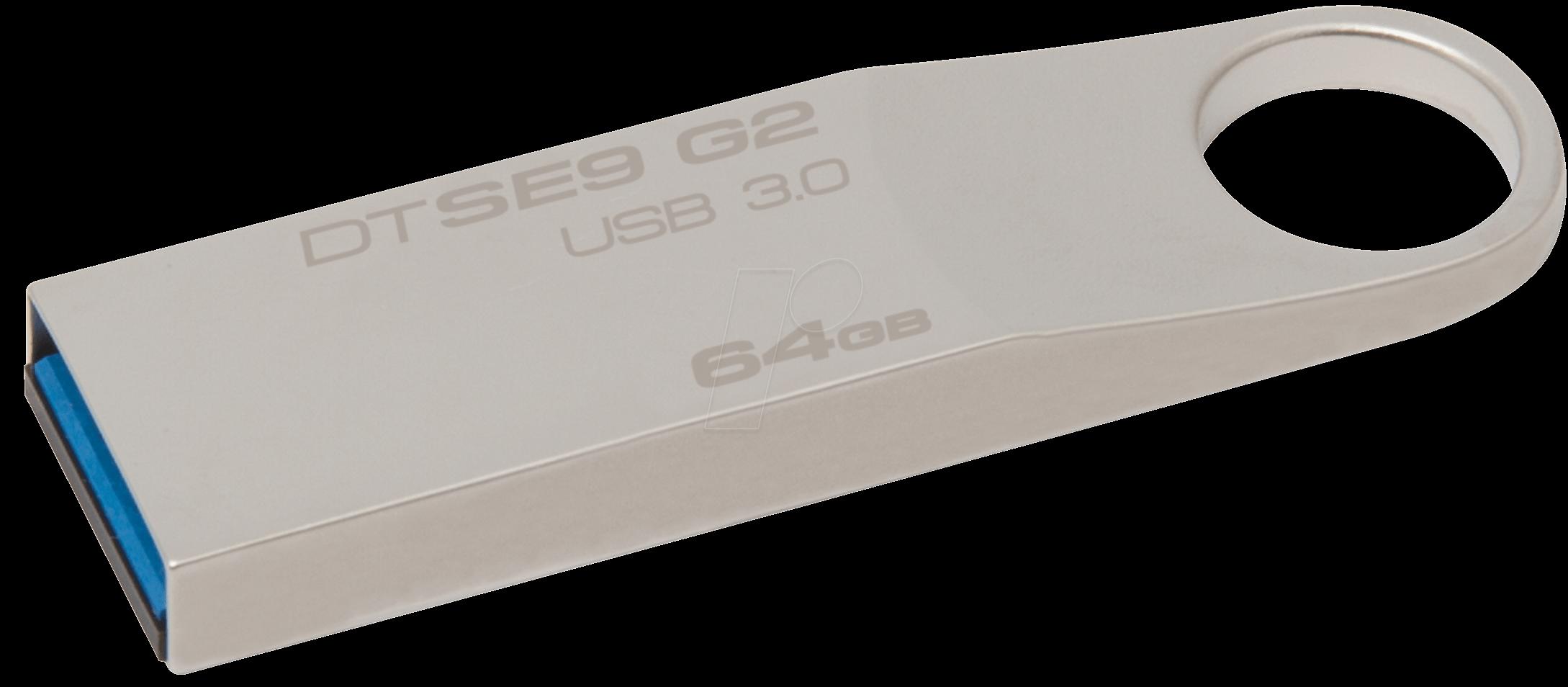 Dtse9g2 64gb datatraveler se9 g2 usb 3 0 stick 64 gb for The kingston