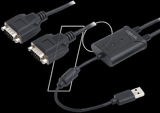 LOGILINK USB SERIAL RS232 ADAPTER TREIBER