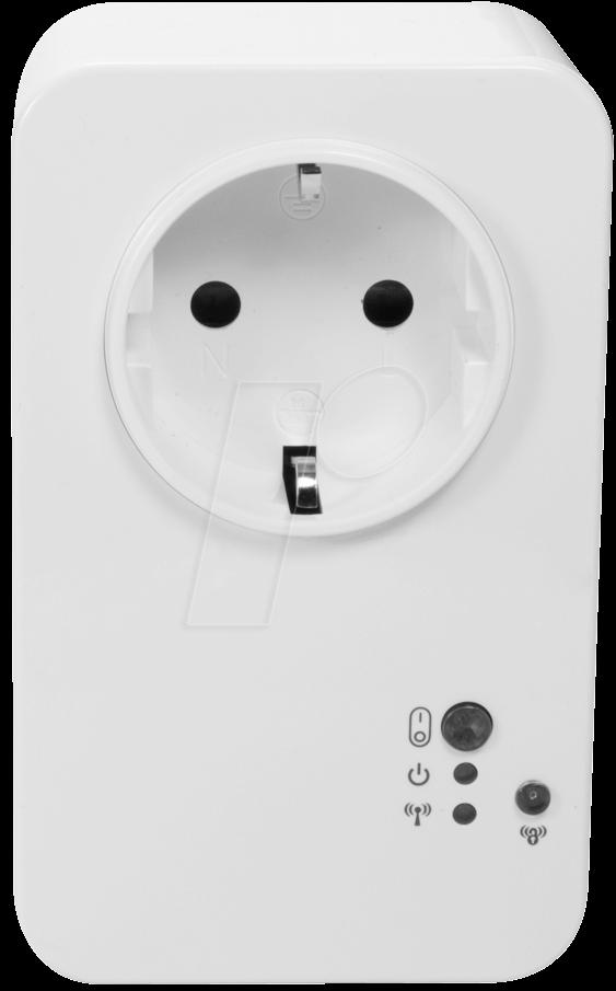 PA0066X - Schaltbare WLAN-Steckdose mit Strommessung