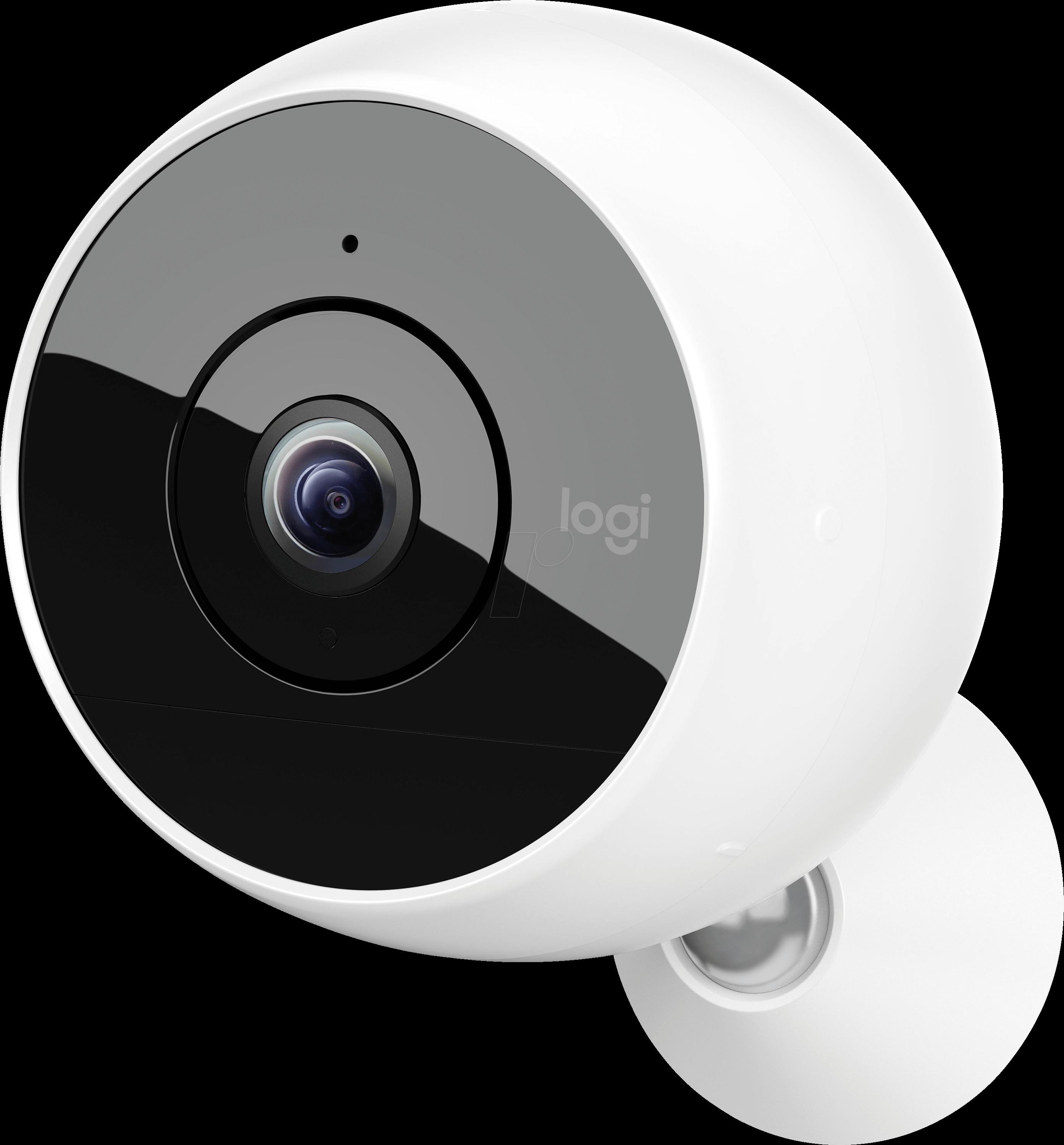 logitech circl2k: Überwachungskamera circle 2, ip, wlan, außen