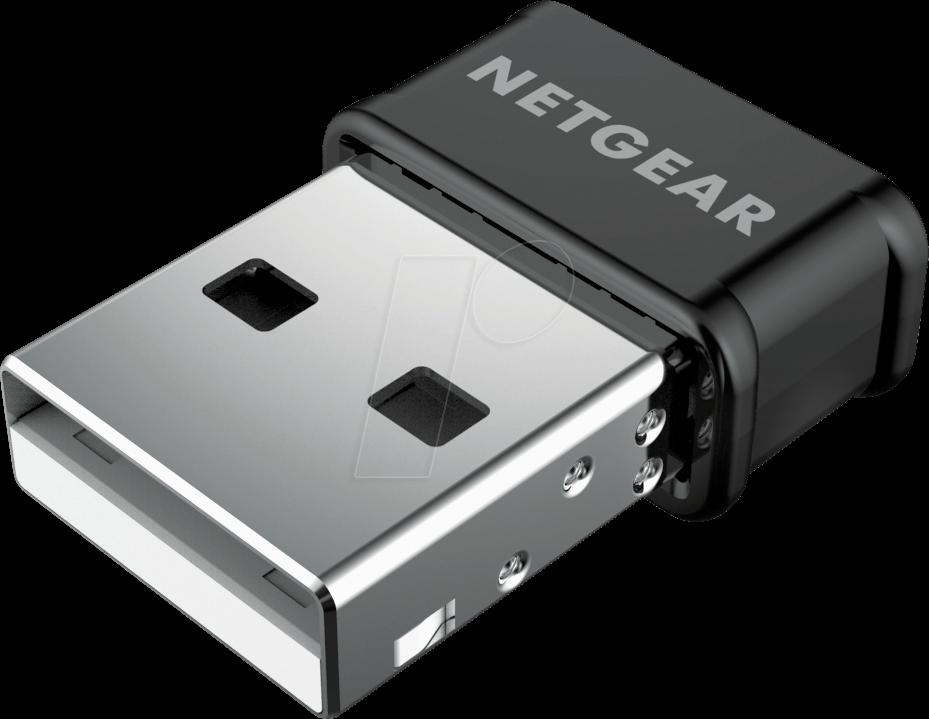 NETGEAR A6150 - WLAN adapter, USB, 1200 MBit/s