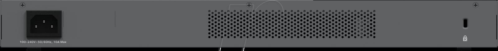 NETGEAR GC752XP - 52-port Gigabit Ethernet switch, PoE