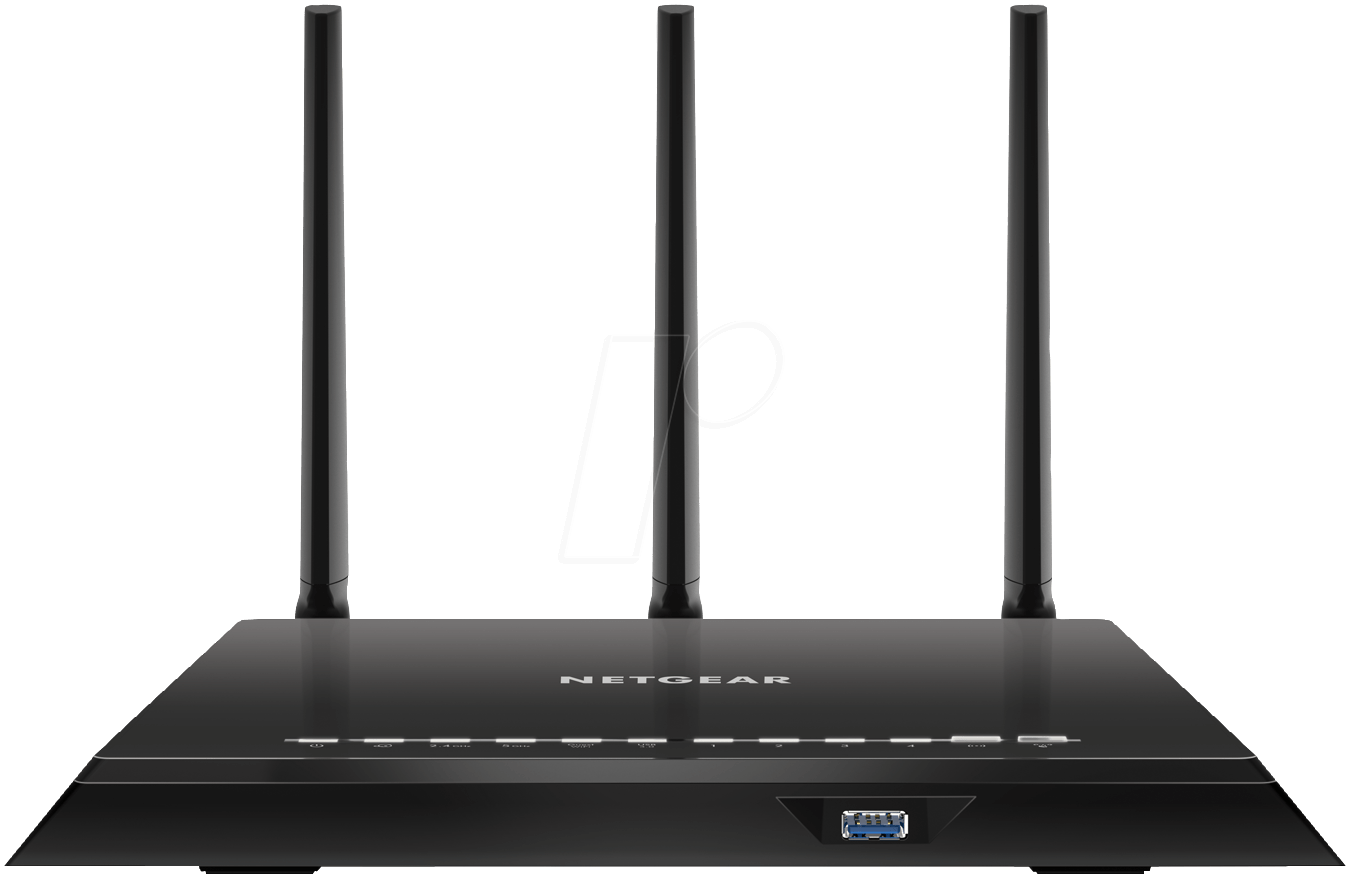 netgear r6800 wlan router 2 4 5 ghz 1900 mbit s bei reichelt elektronik. Black Bedroom Furniture Sets. Home Design Ideas