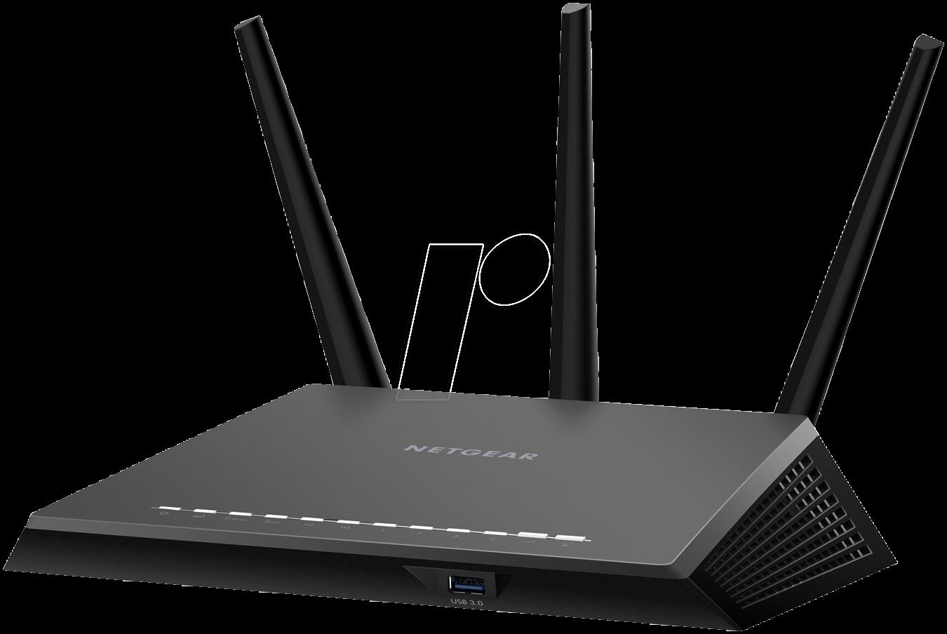 NETGEAR R7000P: R7000P WLAN Router Dual-Band Gigabit at reichelt ...