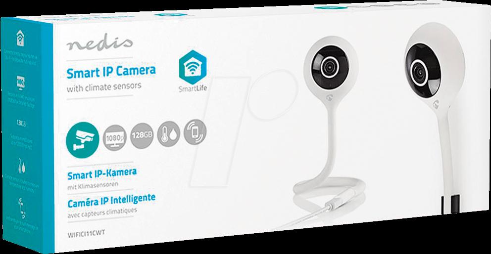 N WIFICI11CWT - WiFi Smart IP Camera