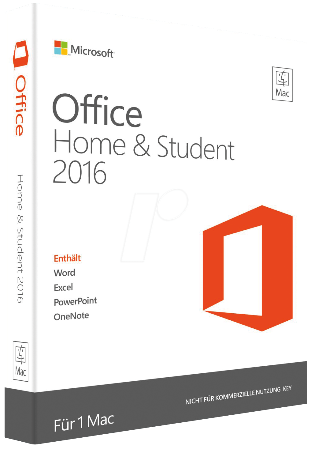 OFFICE 2016MAC S: Microsoft Office 2016 Mac Home & Student (PKC) at ...