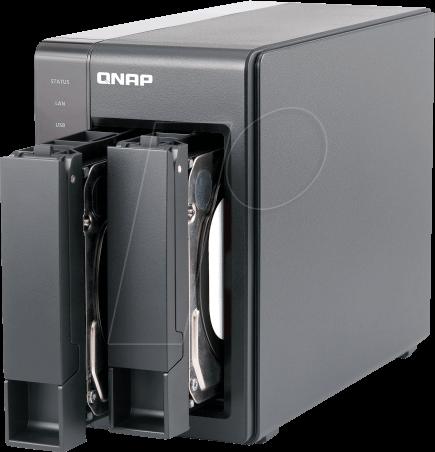 QNAP TS-251+-2G - NAS Server