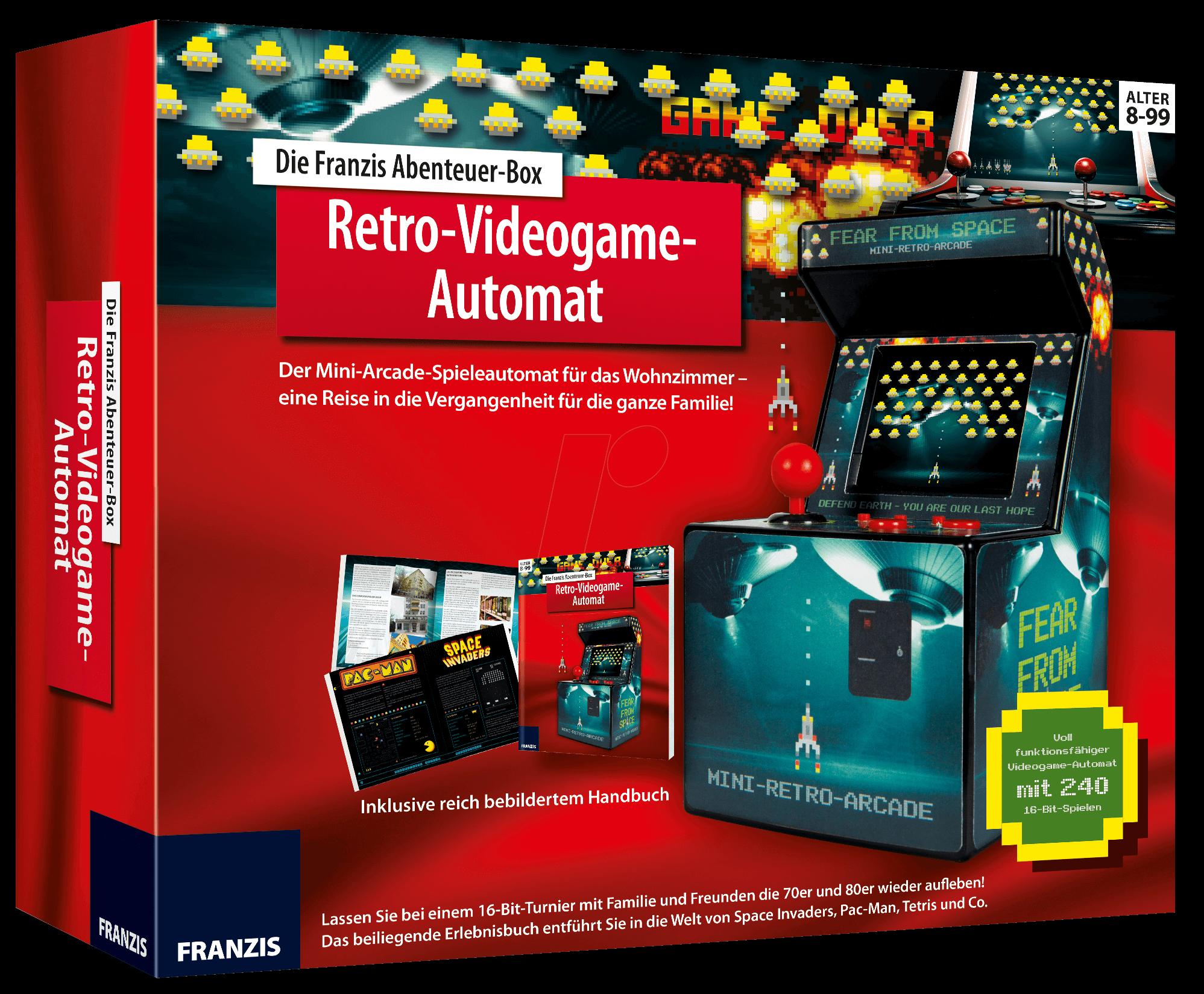 retro gaming machine