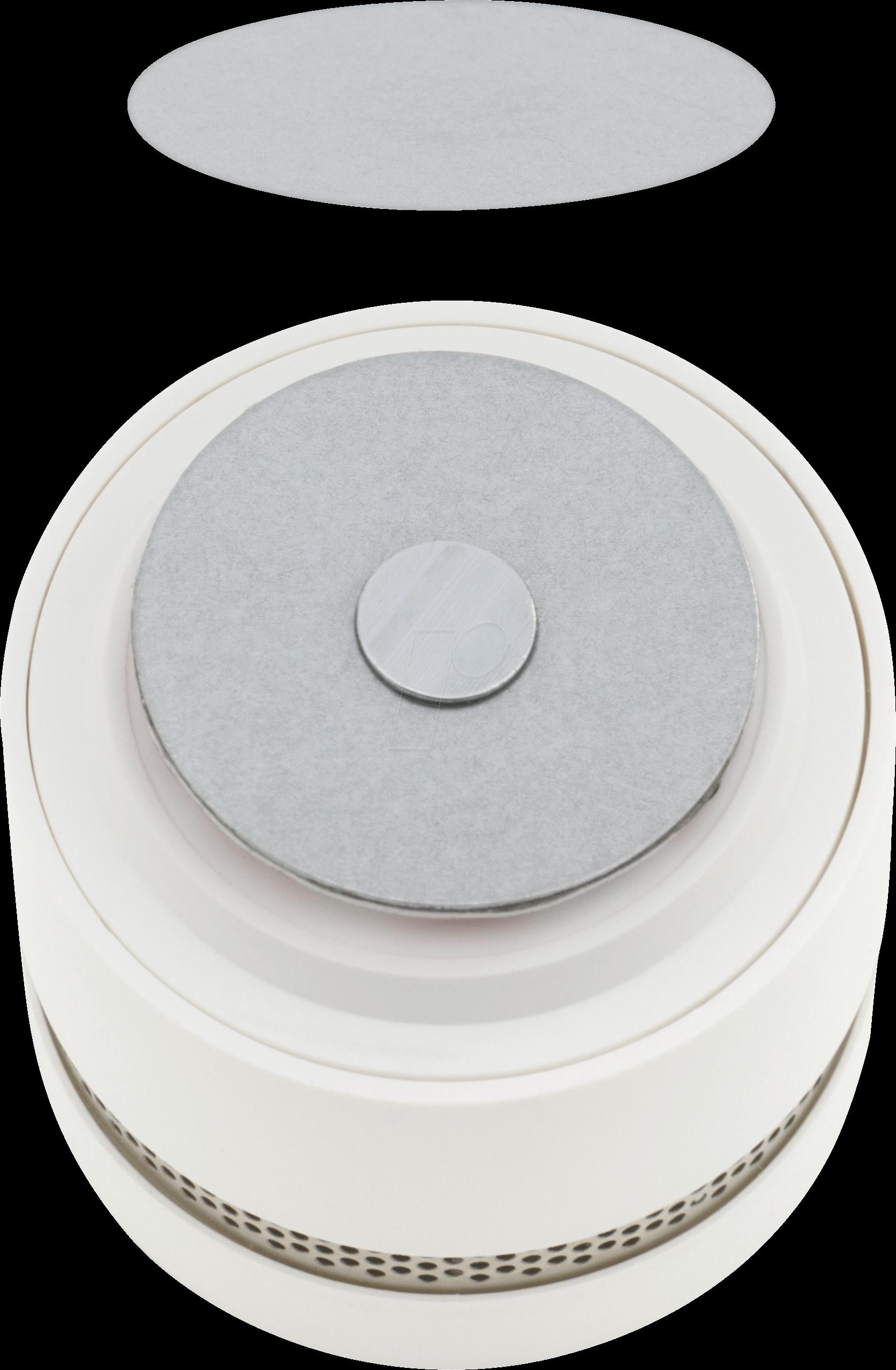 REV 0023070712: Magnetbefestigung für Mini-Rauchwarnmelder bei ...