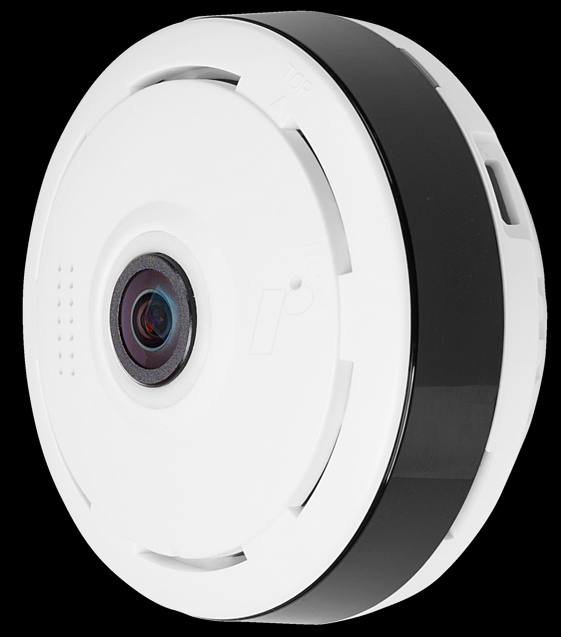 Rundum überwachungskamera Für Auto : sw c360ip berwachungskamera ip wlan innen bei reichelt elektronik ~ Aude.kayakingforconservation.com Haus und Dekorationen