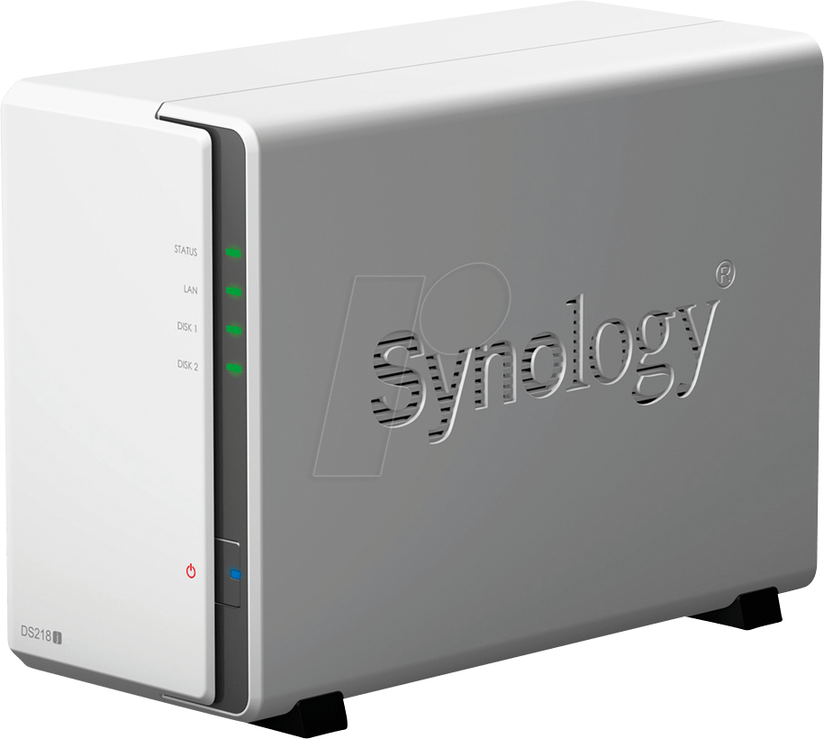SYNOLOGY DS218J - NAS-Server DiskStation DS218j