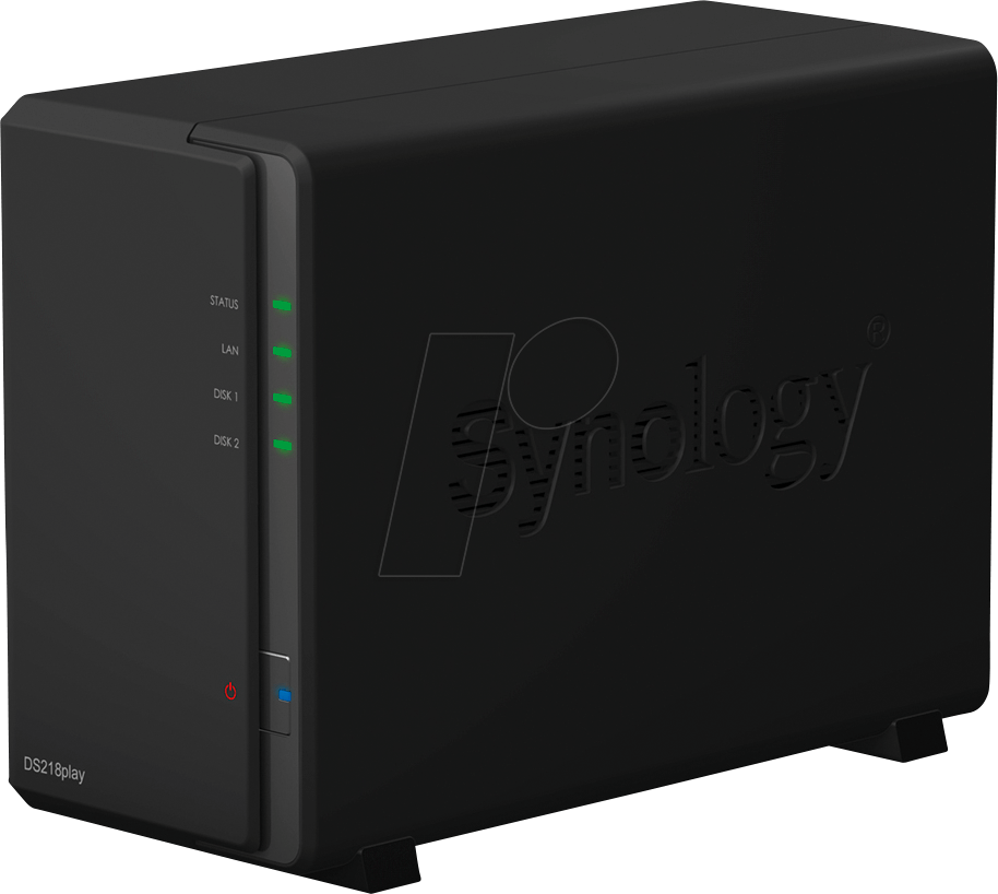 SYNOLOGY 218P8 - NAS-Server DiskStation DS218pl...