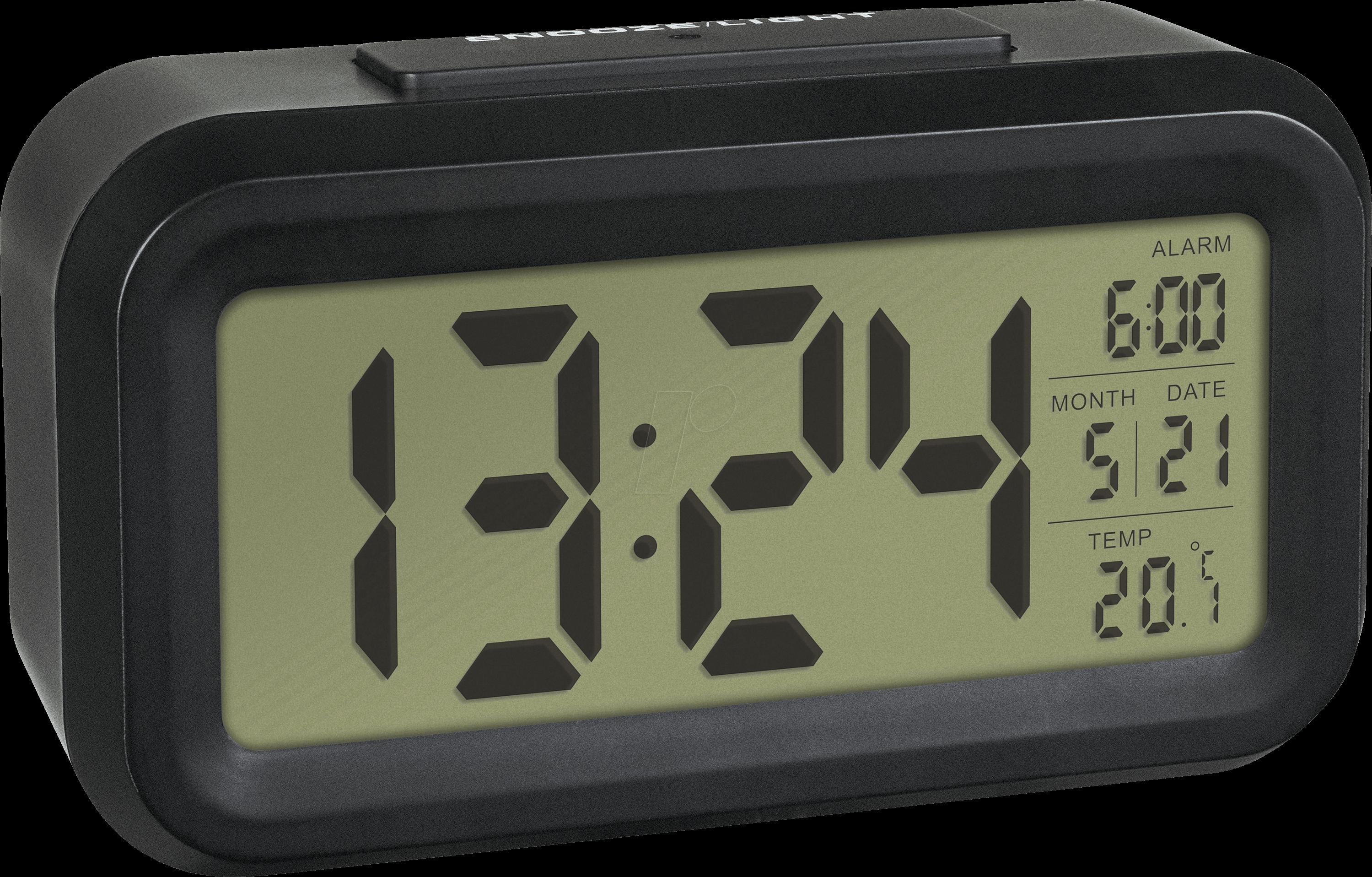 TFA 60201801 - Digitalwecker mit Temperaturmessung