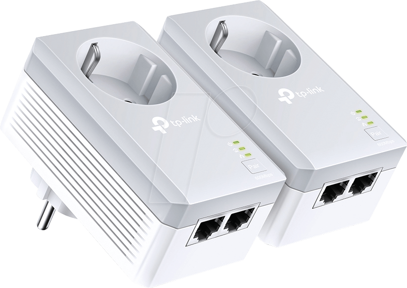 TPLINK PA4020PK - Powerline Kit (2 Geräte)