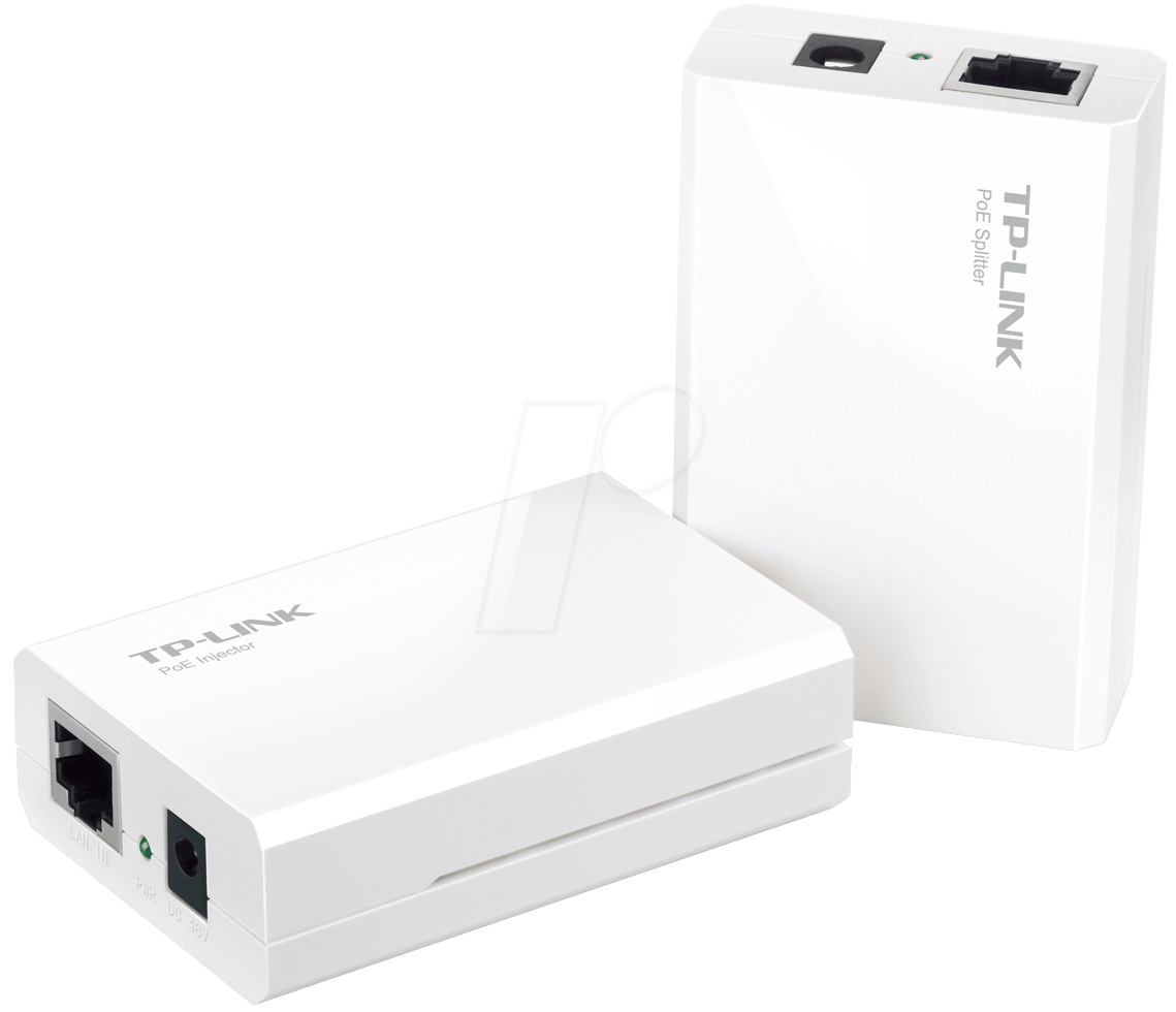 Tplink Tlpoe200 Power Over Ethernet Poe Adapter Kit 2 Devices Or Which Is A Much Higher Voltage And Not Tp Link Tl
