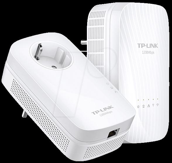 tplink tlwpa8730 av1200 ac1750 wifi ac powerline extender kit at reichelt elektronik. Black Bedroom Furniture Sets. Home Design Ideas