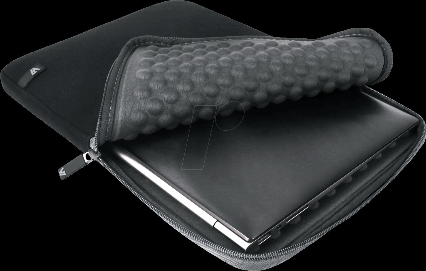 V7 CSS4GRY2E - Laptop, Schutzhülle, Ultra Protective, 13,3´´