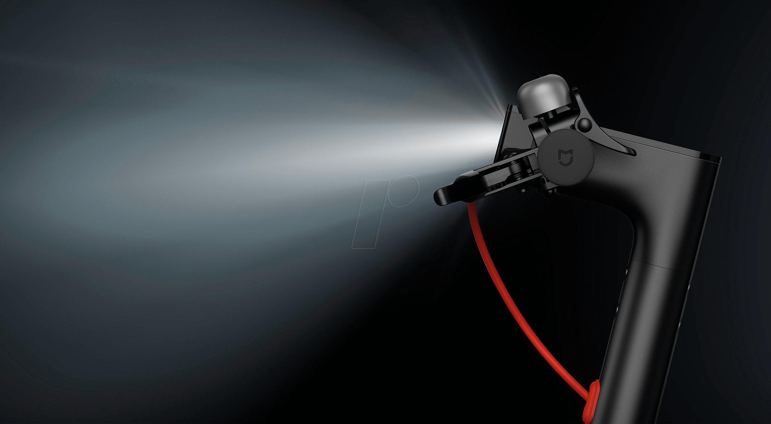 XIAOMI M365S - XIAOMI Mi Electric Scooter M365, black