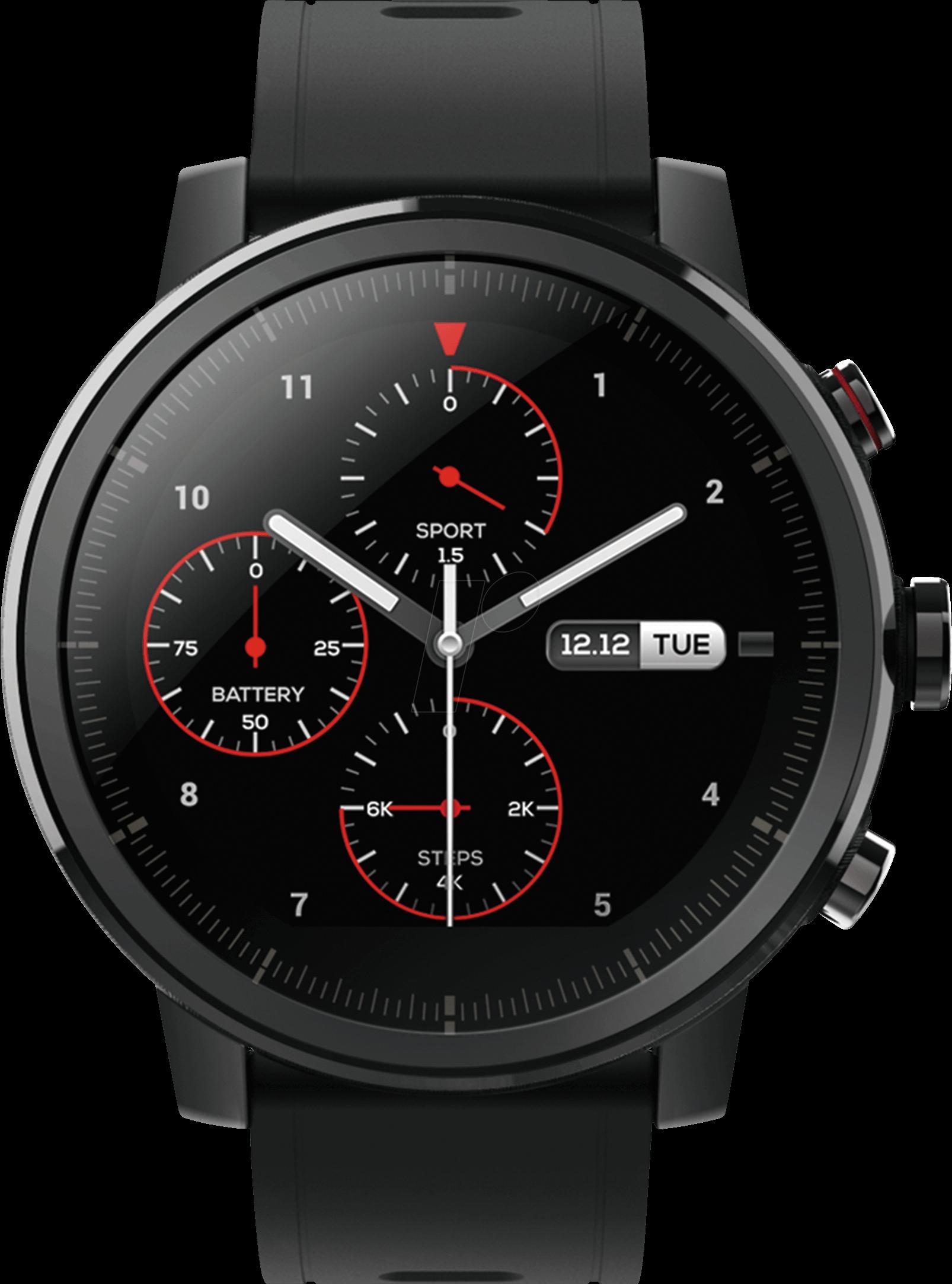 diseño de calidad 09f5c 0fad3 XIAOMI XM100003 - Smartwatch, Mi AMAZFIT STRATOS 2