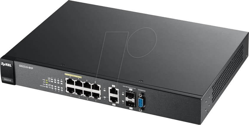 ZyXEL GS2210-8HP Switch Driver