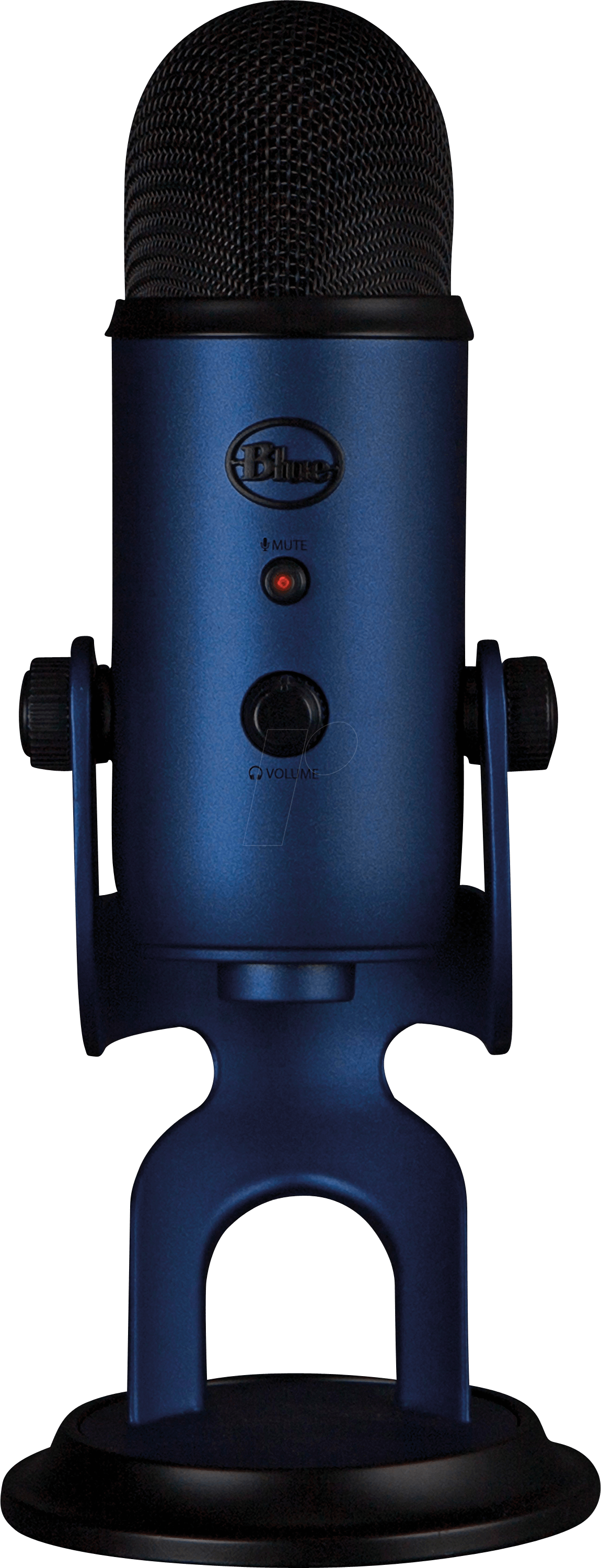 BLUE MICRO 2117 - Midnight Blue Yeti USB microphone