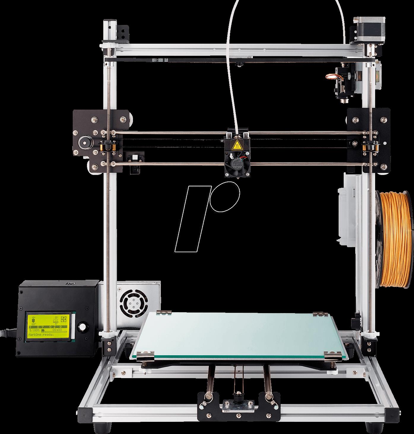 CRAZY3D CZ-300 - 3D Printer, Crazy3DPrint, DIY Kit