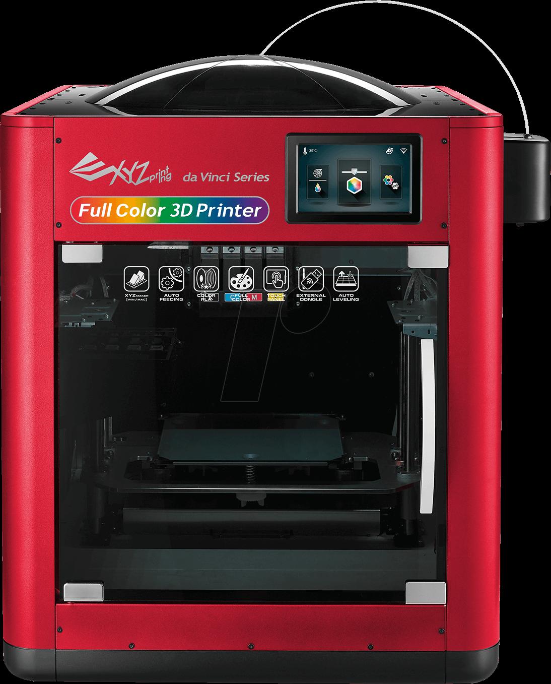 DA VINCI COLOR - 3D Drucker, da Vinci Color