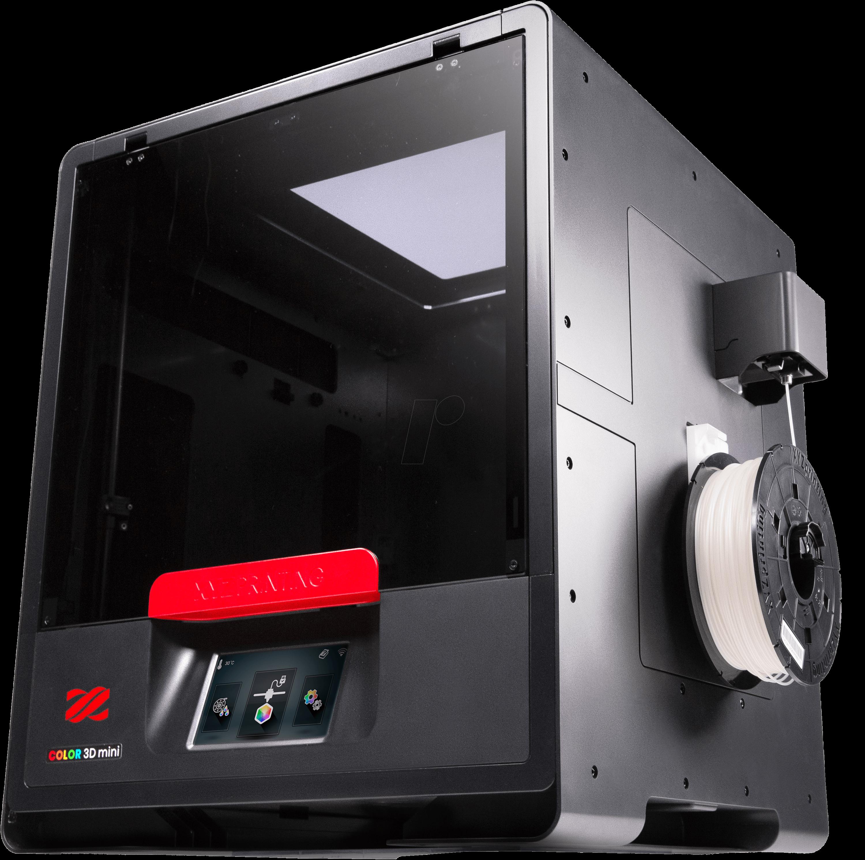 DA VINCI COLOR M - 3D Printer, da Vinci Color Mini manufacturer's hotline:  +49 (0)6