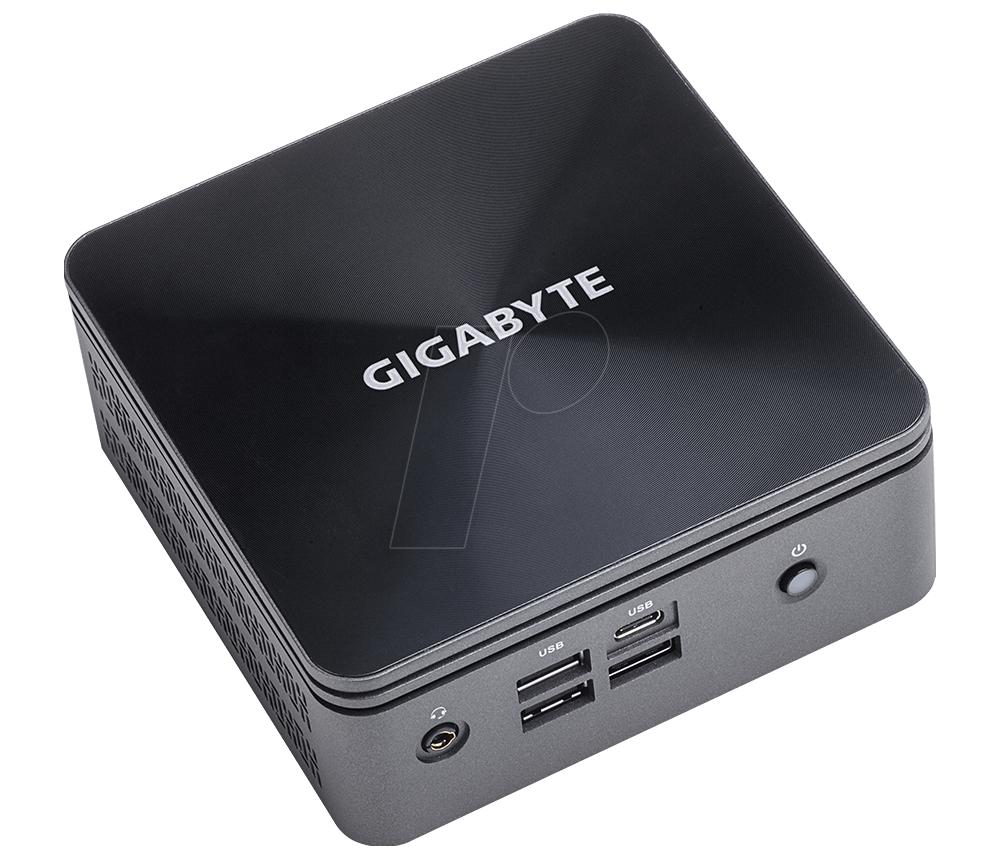 Gigabyte GB-BRI7H-10710 Barebone-PC, GB-BRi7H-10710