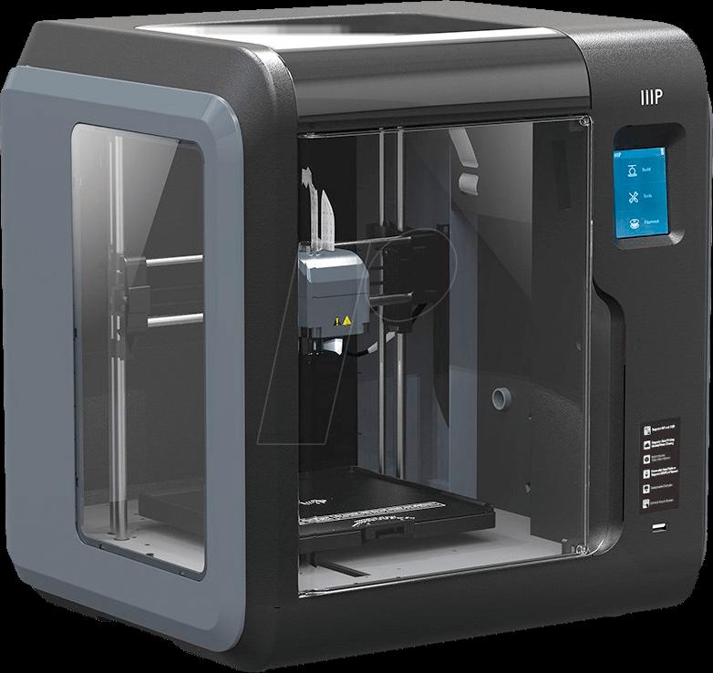 MONOPRICE 133820: 3D Drucker, Monoprice MP Voxel Bei