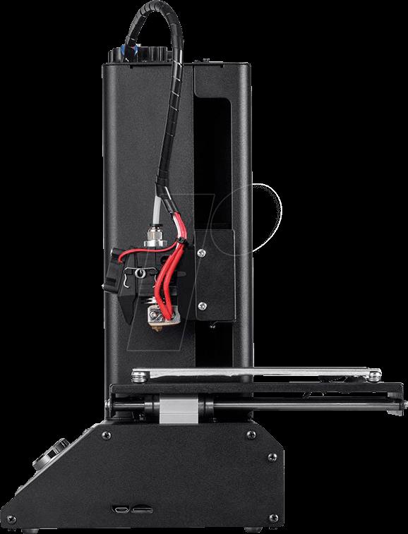 Monoprice MP Select Mini 3D Printer V2 White Open Box