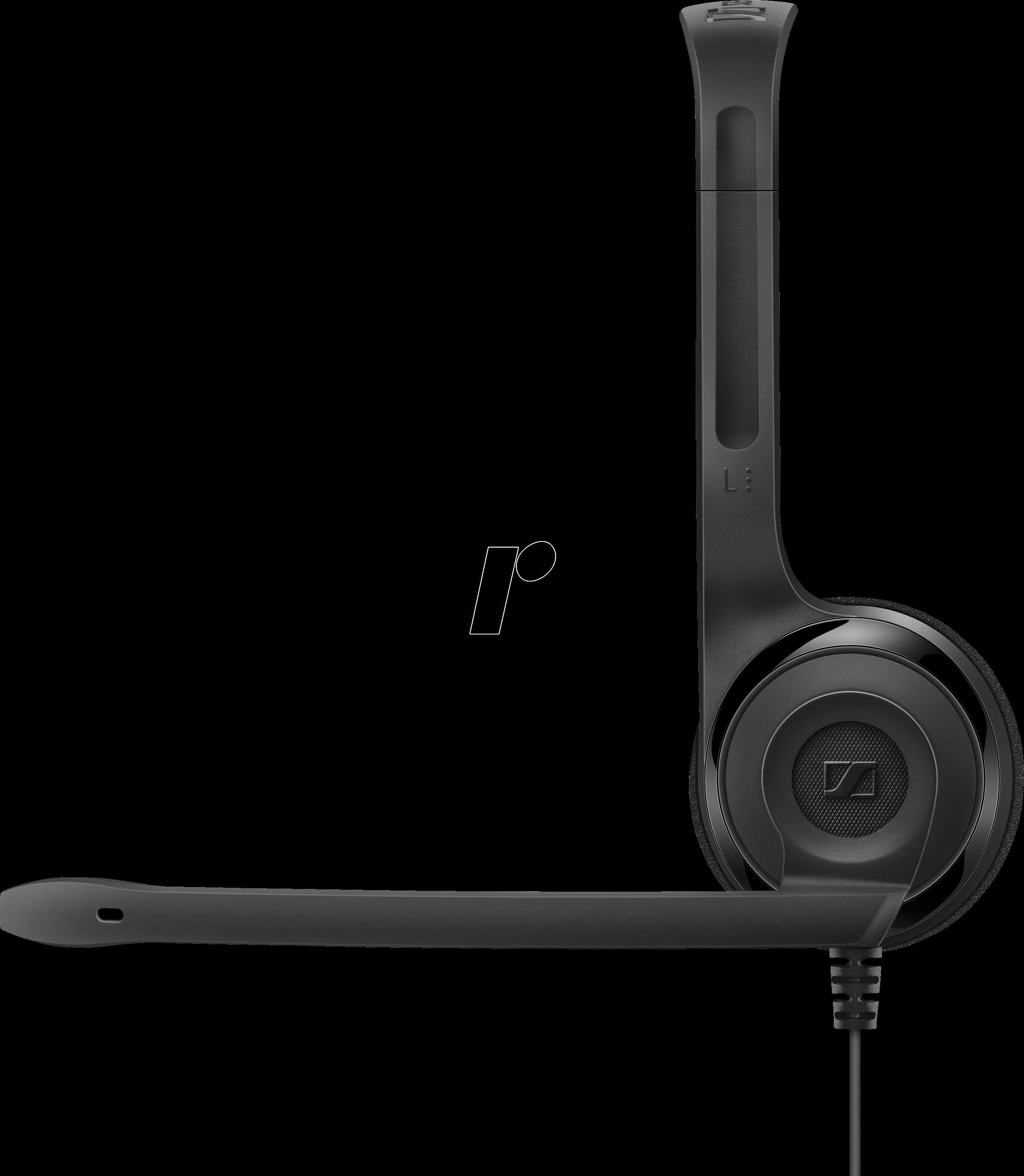 Sennheiser508328 Headset Jack Voip Stereo Pc 5 Chat