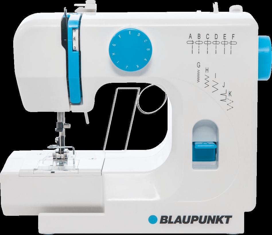 BLA SMART 625 - Free arm sewing machine, 11 stitch programs