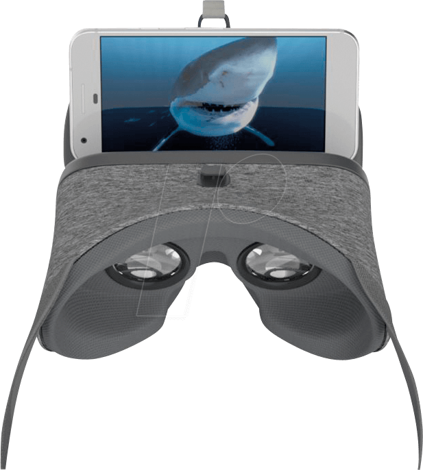 DAYDREAM VIEW - Virtual reality (VR) glasses