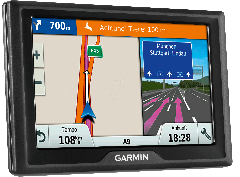 Navigationssystem 1090 Cm 43 22 Lander GARMIN 010