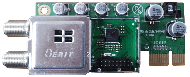GBL S2T: DVB-S2 Tuner, Plug & Play Bei Reichelt Elektronik