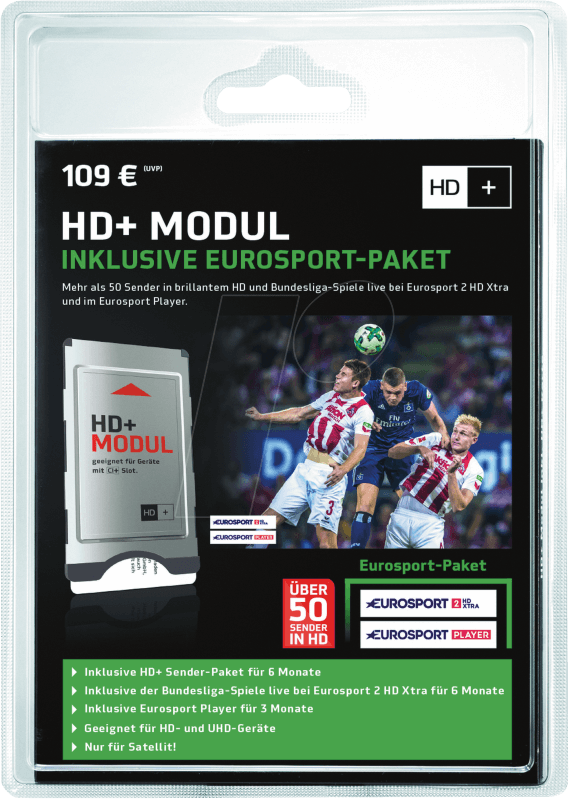 hd modul esp ci modul hd smartcard inkl eurosport satellit bei reichelt elektronik. Black Bedroom Furniture Sets. Home Design Ideas
