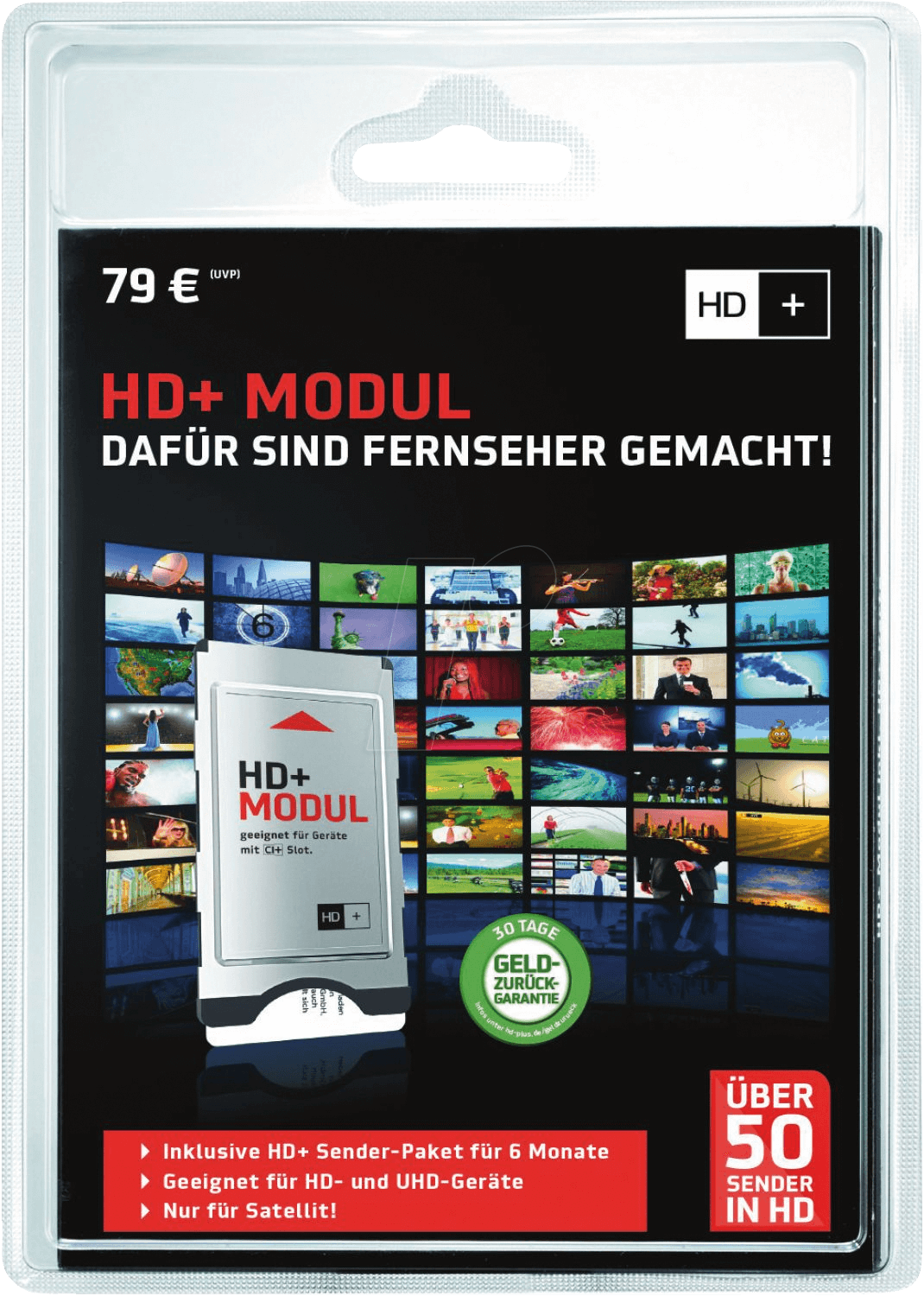 Ci Modul Inkl Hd Karte.Hd Modul Ci Module Incl Hd Smart Card For Satellite Only