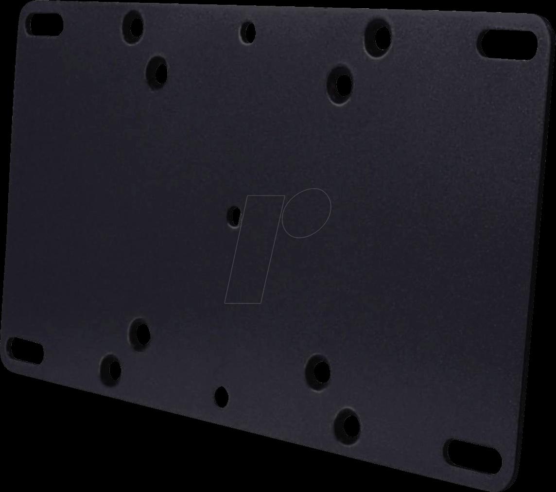 HA2SL - VESA Adapter bis VESA 200 x 100, schwarz
