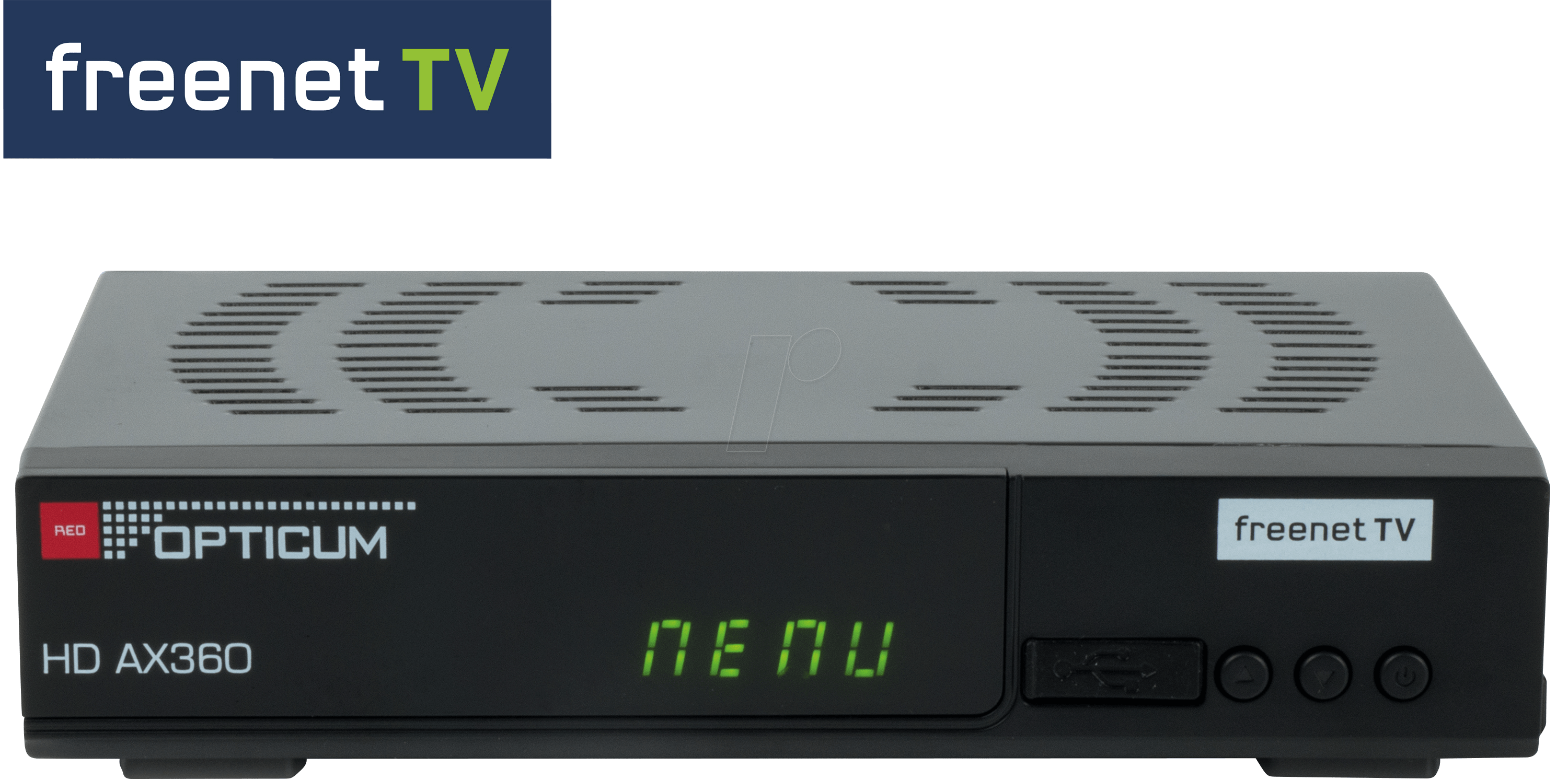 OPTICUM 20015 - Receiver, DVB-T2, full HD, free...