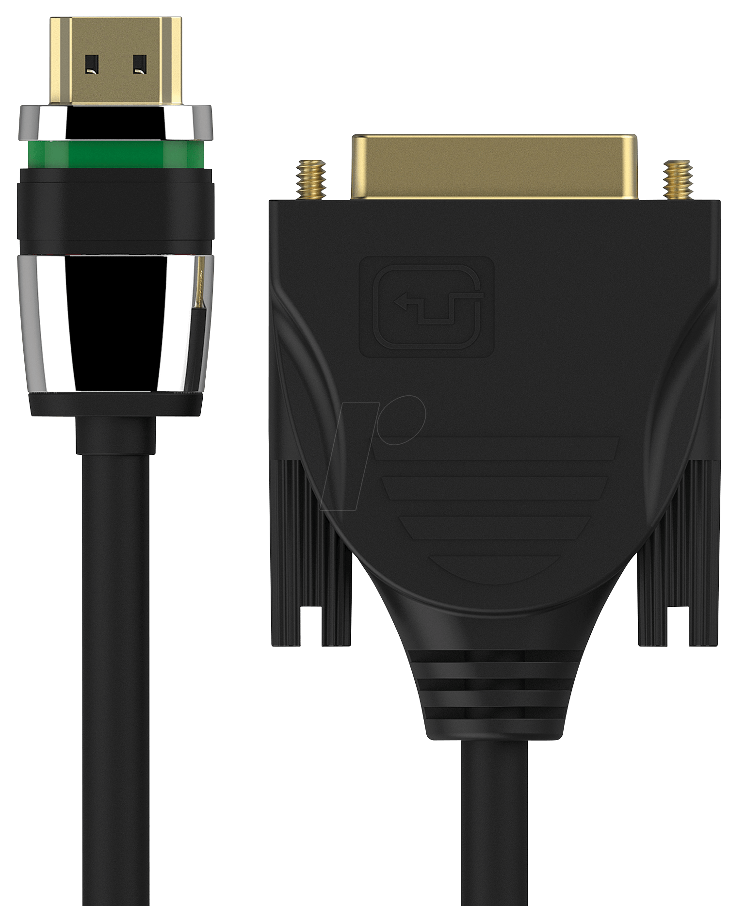 Pure Uls1300 020 Hdmi Dvi Kabel Ultimate Serie 2 M Bei Reichelt 2m To Tv Purelink