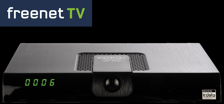 xoro hrt8720 receiver dvb t2 full hd pvr freenet tv bei reichelt elektronik. Black Bedroom Furniture Sets. Home Design Ideas