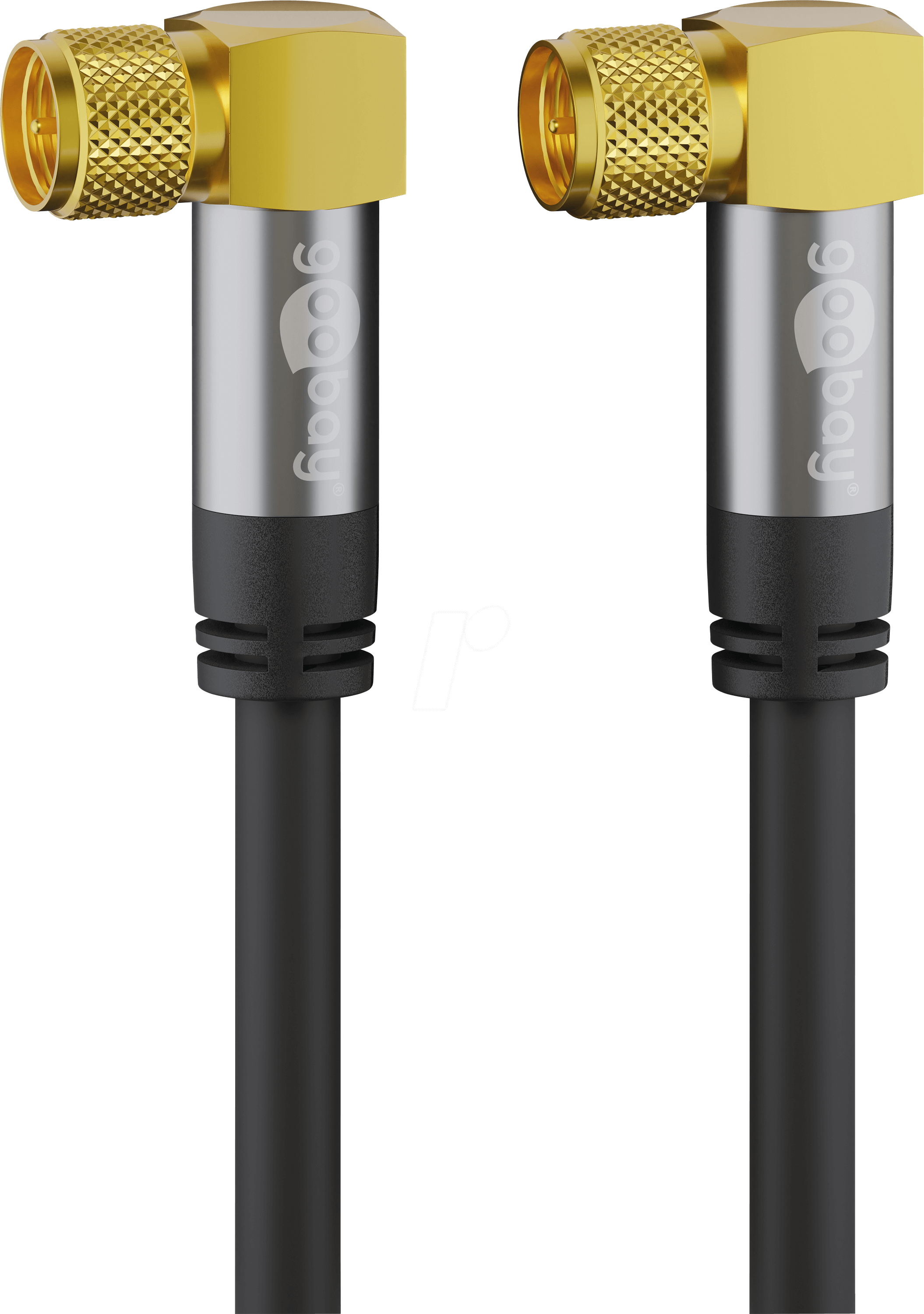 GOOBAY 70567 - Antennenanschlusskabel (F) (135 ...