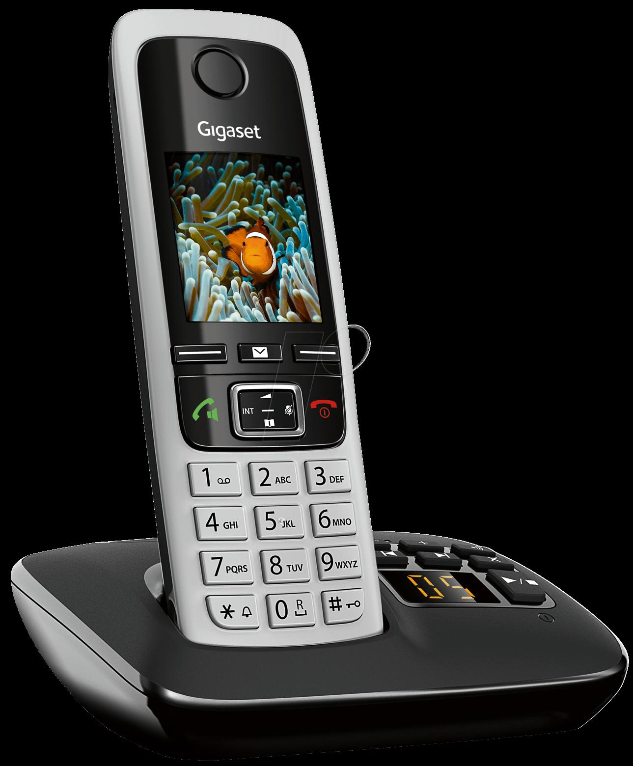 gigaset c430a dect telephone 1 handset answering. Black Bedroom Furniture Sets. Home Design Ideas
