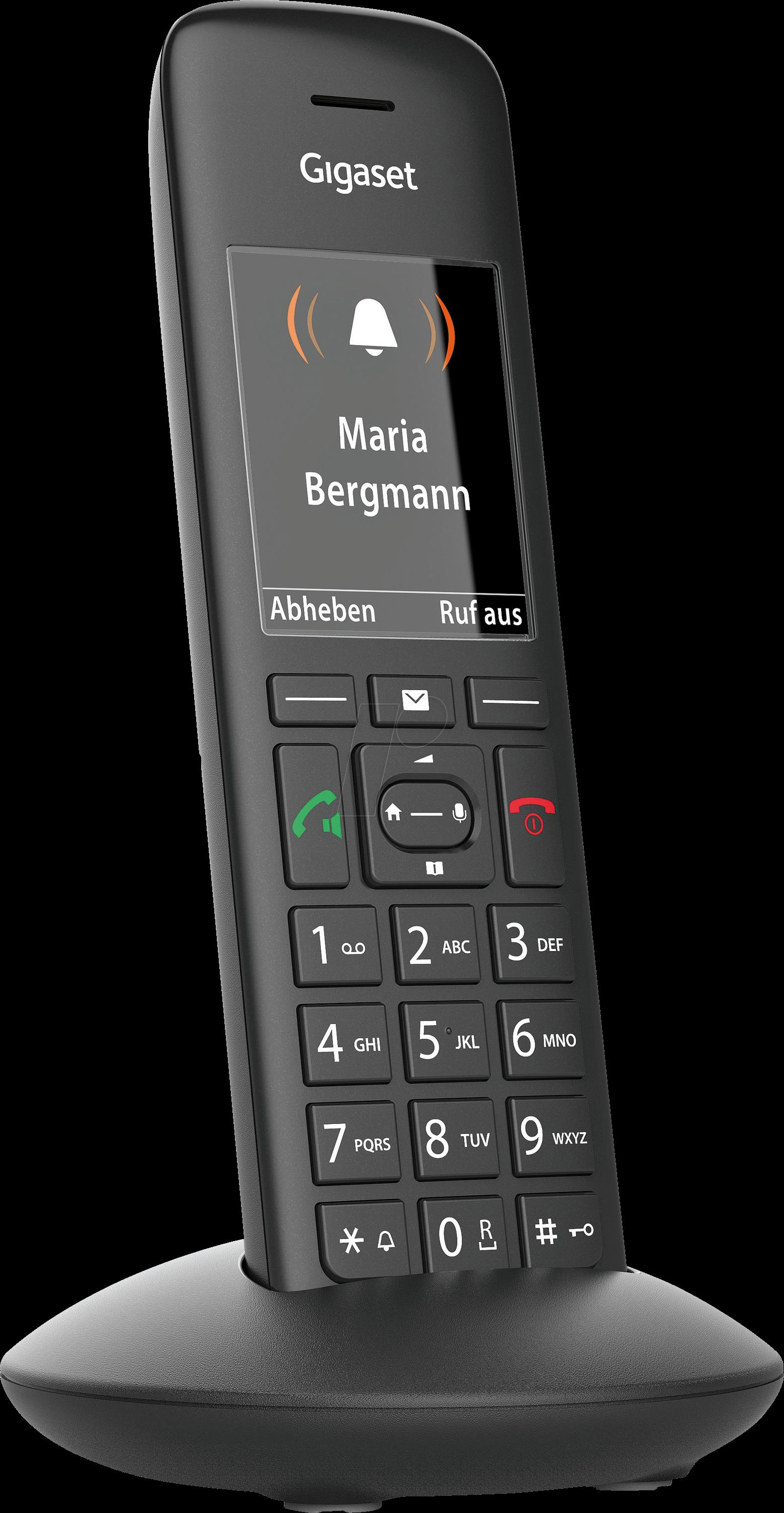 Gigaset C570hx Dect Telephone 1 Handset With Charging