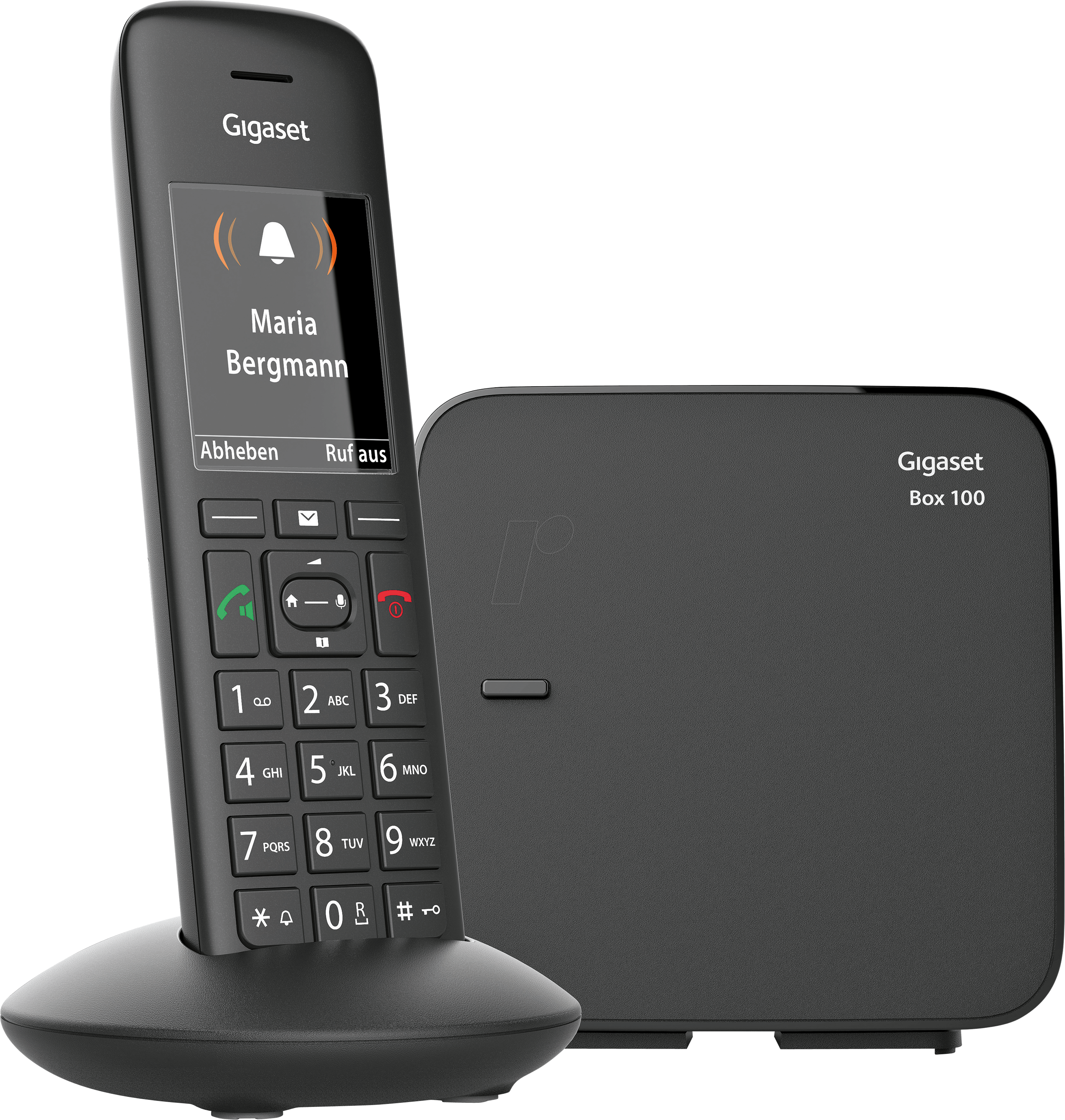GIGASET C570 - DECT telephone, 1 handset with charging cradle