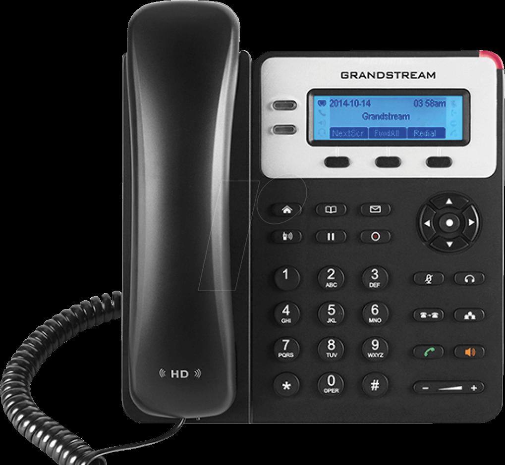 GRS GXP-1620 - IP-Telefon, schnurgebunden