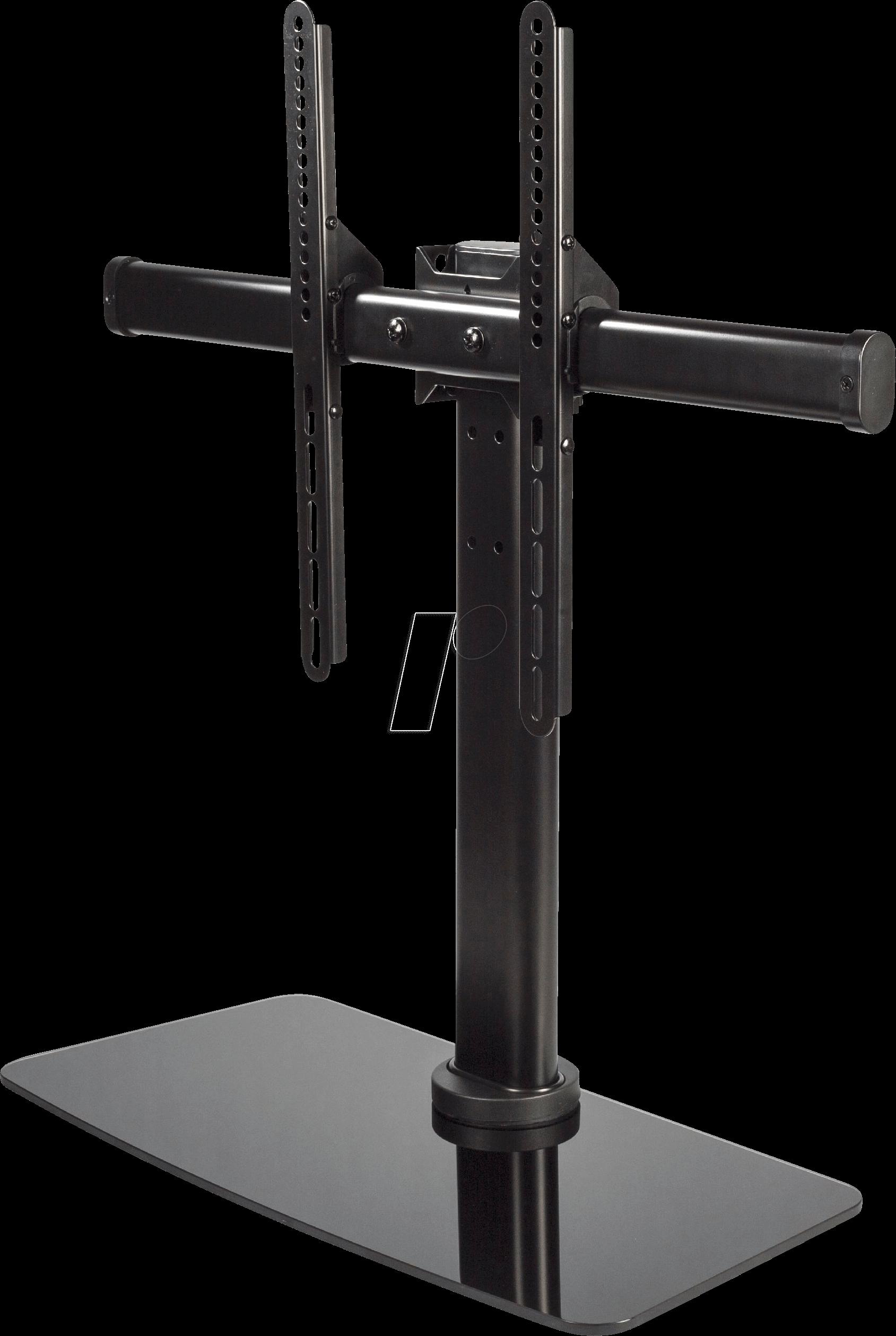 knm ttfm10 tv st nder neig schwenkbar 32 65 schwarz bei reichelt elektronik. Black Bedroom Furniture Sets. Home Design Ideas