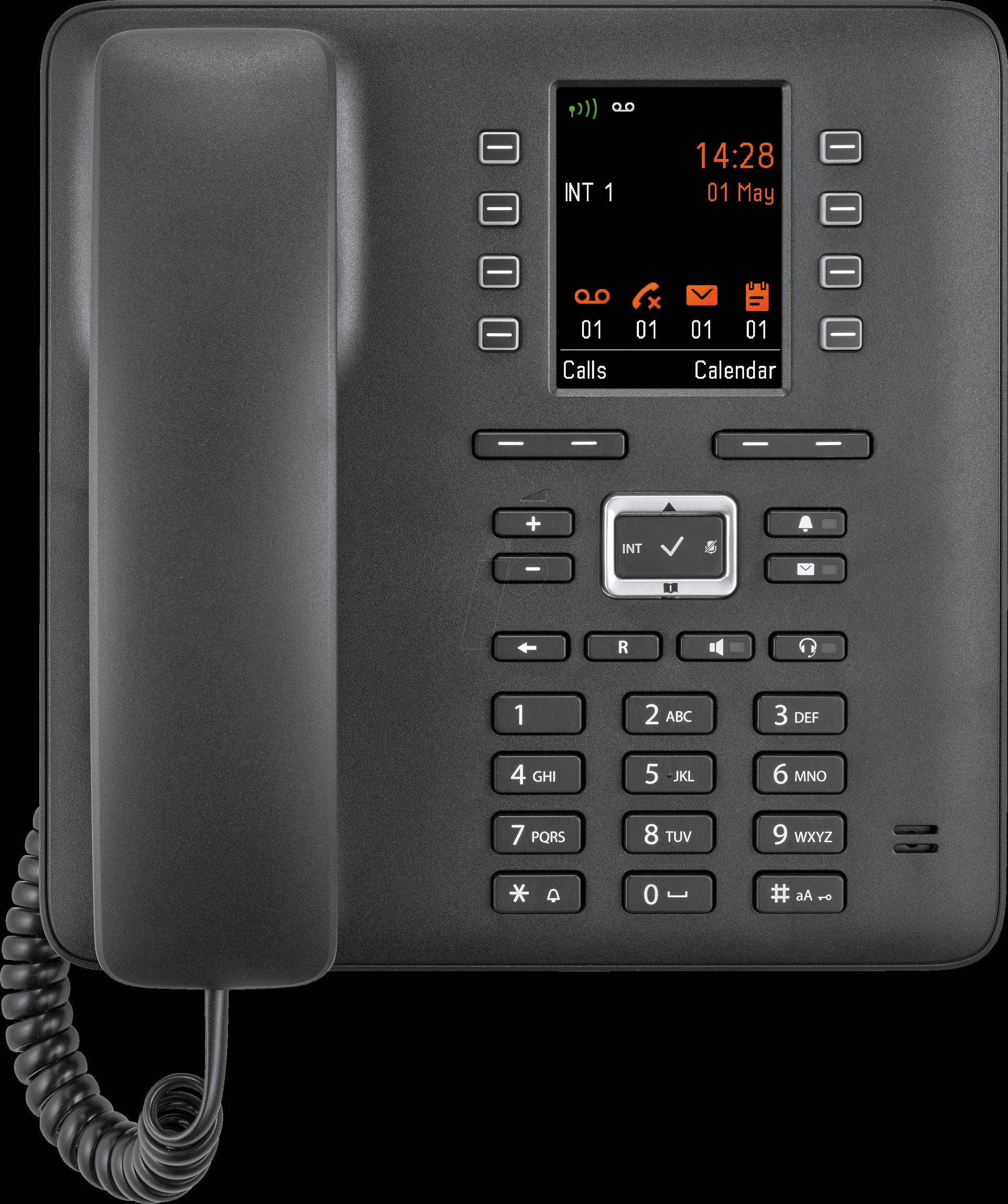 Was Bedeutet Dect Telefon