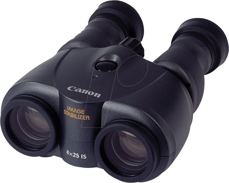 Canon 8x25 is: digitales fernglas kompakt bildstabilisator bei